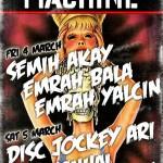 disc jockey ari