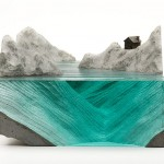 layered-glass-wave-sculptures-ben-young-1